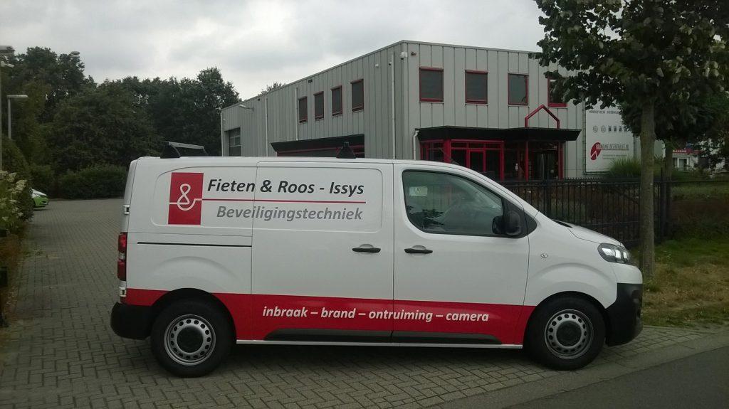 Beveiligingsbedrijf Fieten & Roos - Issys